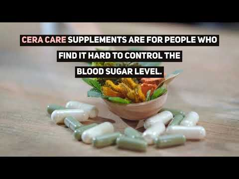 Ceracare Supplement